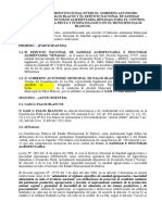 Convenio Municipio Palos Blancos