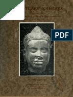 Khmer sculptures