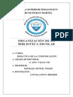 TRABAJO DE COMUNICACIÓN)