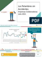Plan Los Pelambres Sin Accidentes - Empresas Colaboradoras
