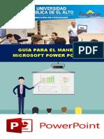 GUÍA_PRESENTACIONES_POWER_POINT