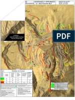 Plano de Caída de Rocas 19-07-2021