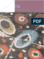 Sánchez, J. Identificación aglutinantes origen proteico. 2006