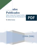 Goren, M.S. Restauración y concepto de identidad. 2009