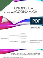 Aula 2 - Receptores e Farmacodinâmica