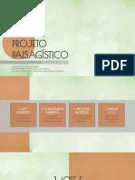 Projeto Paisagístico na escada de Parque - Giulia Soares e Nívea Vieira, Universidade Federal da Paraíba