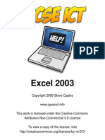 21129191-Excel-2003-for-IGCSE-ICT