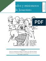 Discípulos y misioneros de Jesucristo - RETIRO PARA CATEQUISTAS
