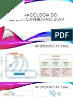 Aula 5 - Farmacologia Do Sistema Cardiovascular - Hipertensão 2021-04-07
