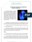 Treatment of Pituitary Adenoma by Traditional Medicine Therapies