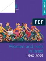 Women and Men in Israel 1990-2009 Central Bureau of Statistics