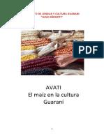 Maiz en La Cultura Guarani (Ultimo) (2)