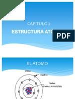 Capitulo 2- Estructura Atomica