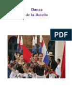 Danza Paraguaya Choti Danza de La Botella y Cielo Tacuara
