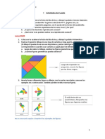 Actividades geometría