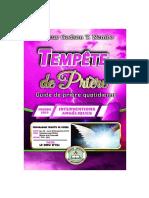 Godson T. Nembo Prayer Guide November 2019 French