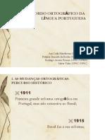 Acordo Ortogrfico - SEPEX 2010 pdf
