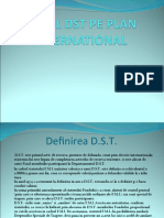 ROLUL DST PE PLAN INTERNATIONAL 2003