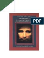Wulfing Von Rohr-Le Veritable Enseignement de Jesus
