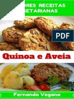 @Revistavirtualbr Receita Quinoa e Aveia