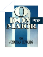 O Dom Maior - Jonathan Edwards