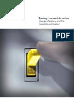 Energy Eficiency Study Europe