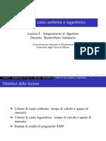 lezione5_Algoritmi-Criteri di costo