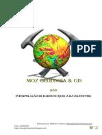 Interpolação de Dados no QGIS