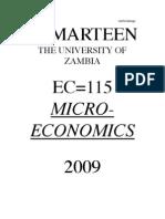 MARTIN KAONGA-TEXT BOOK OF ECONOMICS(115 AND 125)