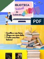 Biblioteca Virtual responsáveis