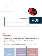 Aula 06 - JavaScript