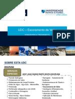 UDC - Escoramento de Valas