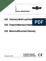Cascade RG 55E-FDS523