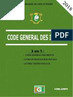 Code général des impôts 2018
