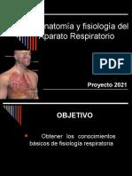 Clase 8.3. Fisiología Respiratoria