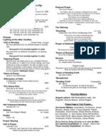08-24-2008 bulletin