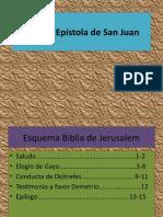 Tercera Epístola de San Juan