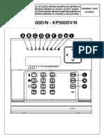 clavier KP500DN