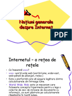 0notiuni Generale Internet