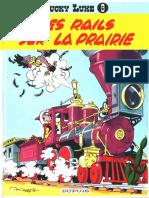 Lucky Luke 09 - Des Rails Sur La Prairie_text
