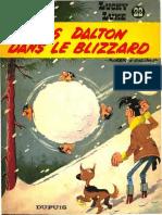 Lucky Luke 22 - Les Dalton Dans Le Blizzard_text