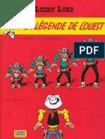 Lucky Luke 72 - La légende de l'ouest_text