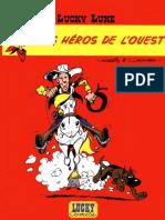 Lucky Luke Hors série - Les héros de l'ouest_text