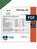 Tefond-HP
