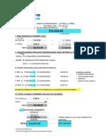PROFORMAS - $55,000.00
