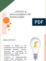creativity and innovation ppt creativity empowerment