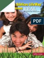Estudios Bíblicos LifeWay Para Jóvenes REAL. Manual Para El Líder _ Primavera 2013