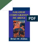 Aldiss, Brian W. - Galaxias Como Granos de Arena