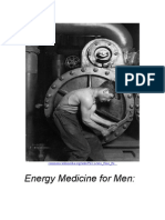 Energy Medicine for Men