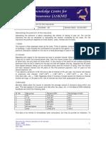 25 Premium calculation for life-insurance